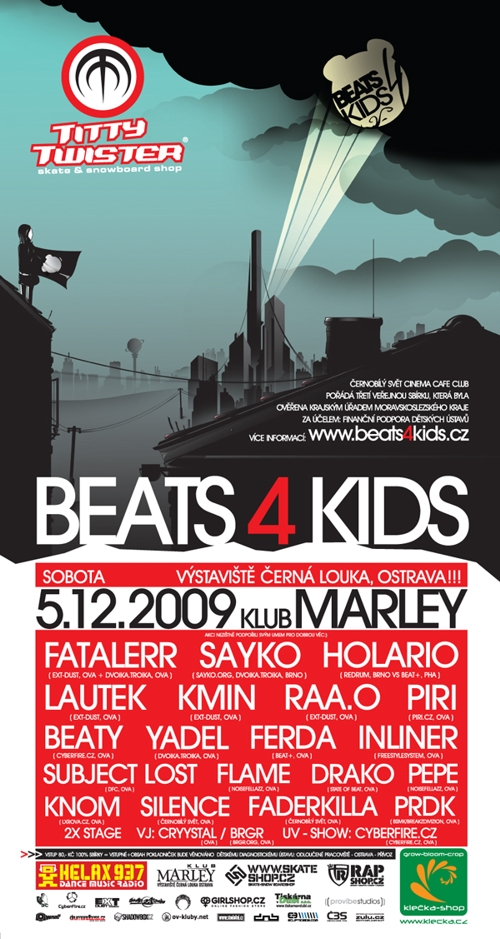 BEATS 4 KIDS #party
